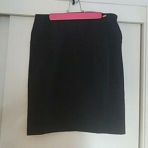 Ivanka Trump beautiful black dress skirt